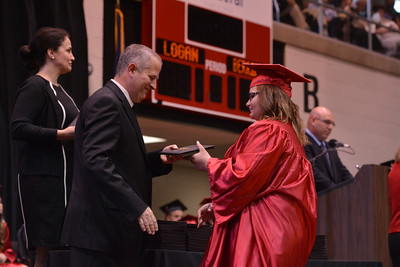 2015 Logansport High School graduation
