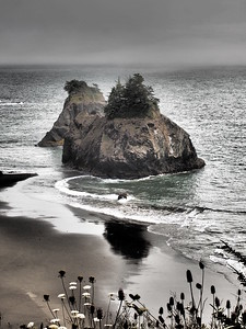 rocks of Oregon