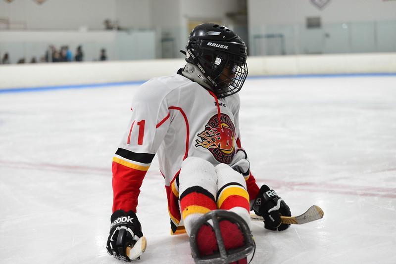Blazers Sled Hockey