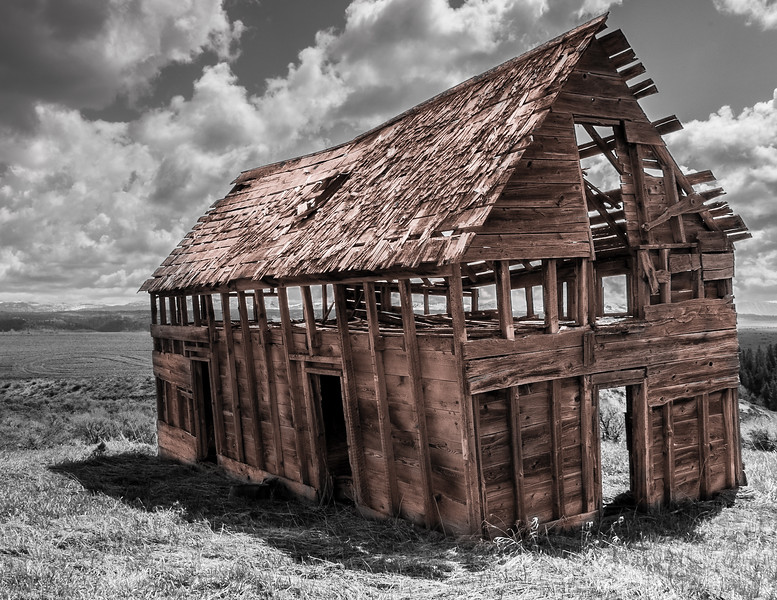 Old Potato Shed