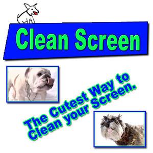 Clean Screen
