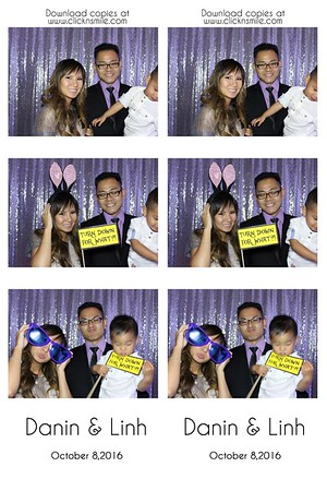 Danin & Linh's Wedding