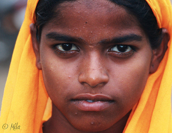 INDIA: PORTRAITS