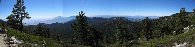 San Jacinto Peak 09-10-2005