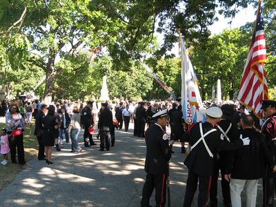 25th Annual Memorial Service
