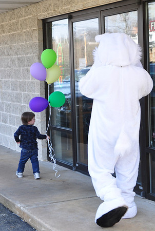 Easter Bunny 2012