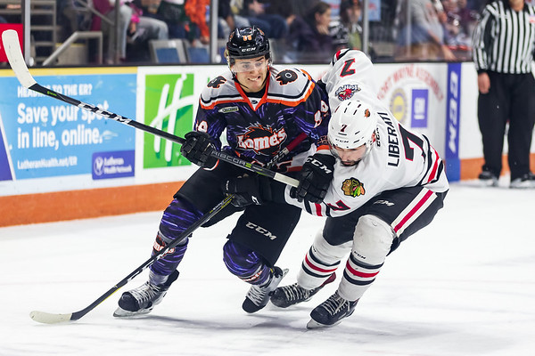 12/8/18 Komets vs. Fuel