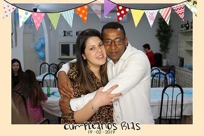 Cumpleaños Blas