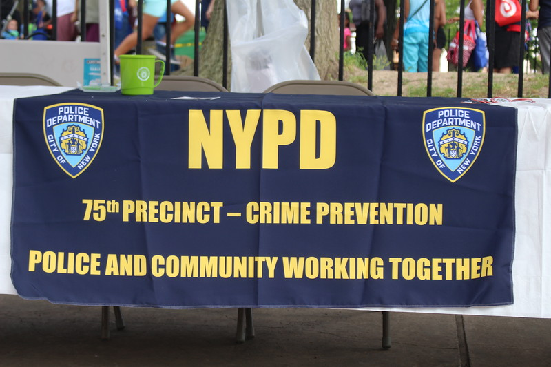 NYPD National Night Out 2017