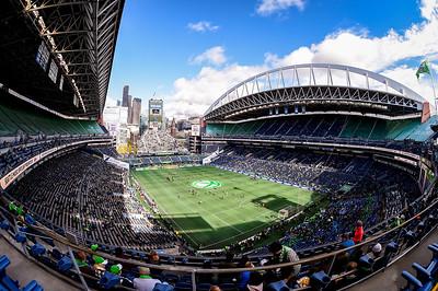 San Jose vs Seattle Sounders FC 10-28-18