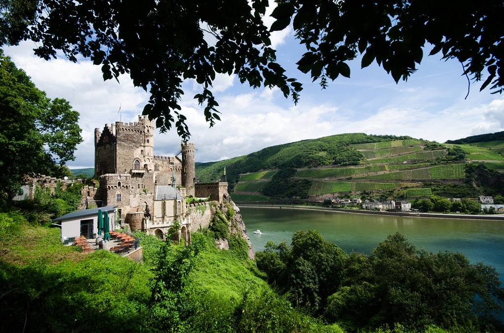 Rheinstein Castle - Castles in Germany