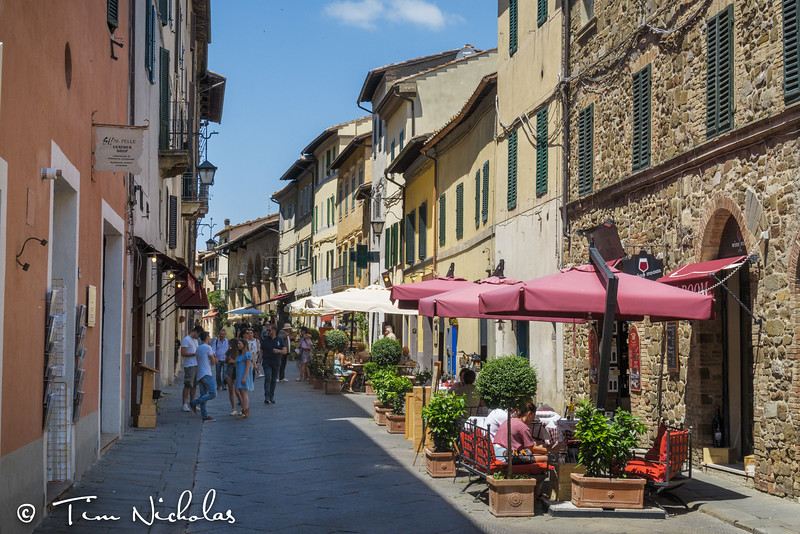 Val D'Orchia: Montalcino
