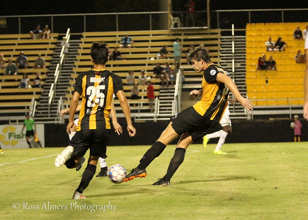 Charleston Battery vs North Carolina FC September 26 2018