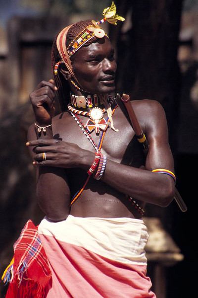 Samburu, Kenya 1999