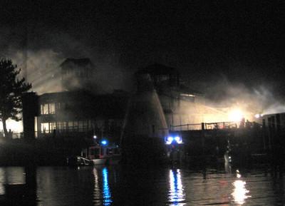 7/27/2010 Captains Dr Westbrook Fire