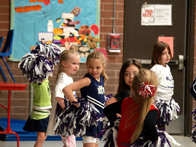 Cheerleading Practice