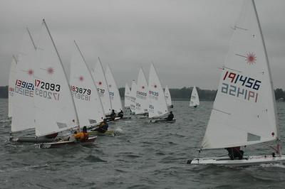 2009 Chesapeake Bay Laser Masters Championship