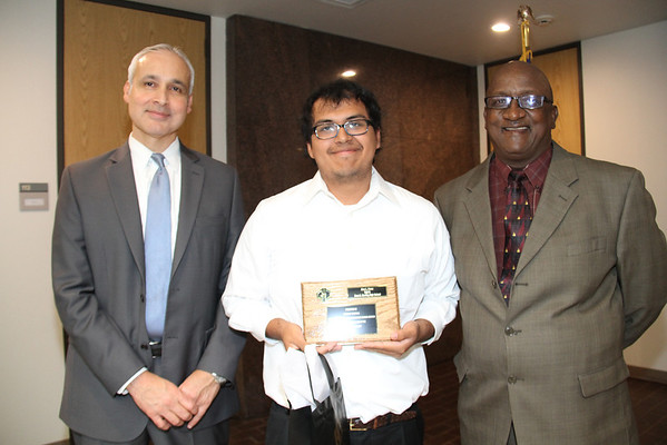 Top Ten Reception at the Administration Building - May 20, 2013