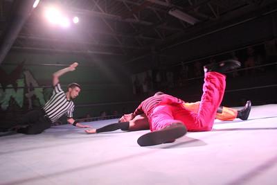 Xtreme Wrestling Alliance Thursday Night Throwdown August 2, 2018