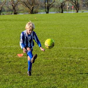 Taj's Soccer Shots