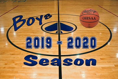 2019-2020 Boy's Basketball