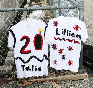US Soccer Painted Shirts 3-6-21