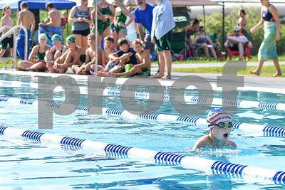 20180703 - New White's Pool First Swim Meet