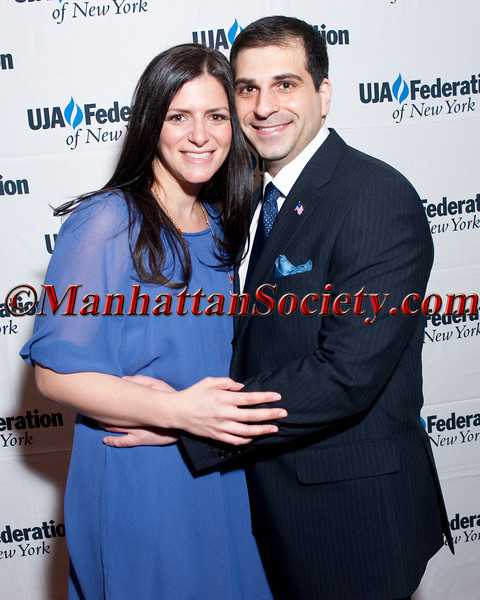 UJA-FEDERATION OF NEW YORK Bestows THE LARRY A. SILVERSTEIN REX AWARD on BRAM D. WEBER at 2011 Annual Rex Gala