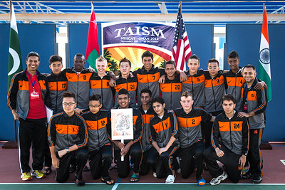 AISD - 2012 SAISA Soccer in Muscat, Oman