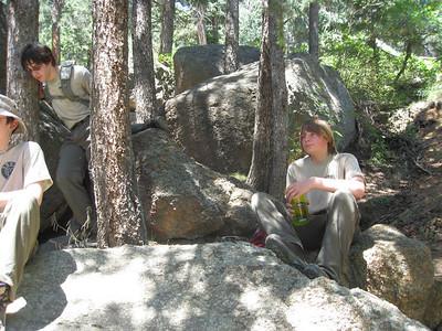 Philmont Day Minus 2 (Colorado Springs)