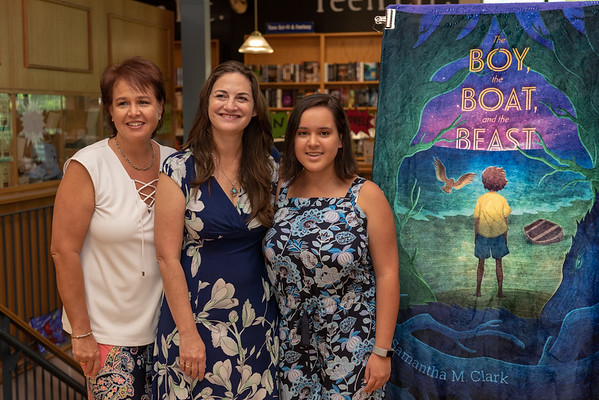"""The Boy, The Boat and The Beast"" Launch, 2018"