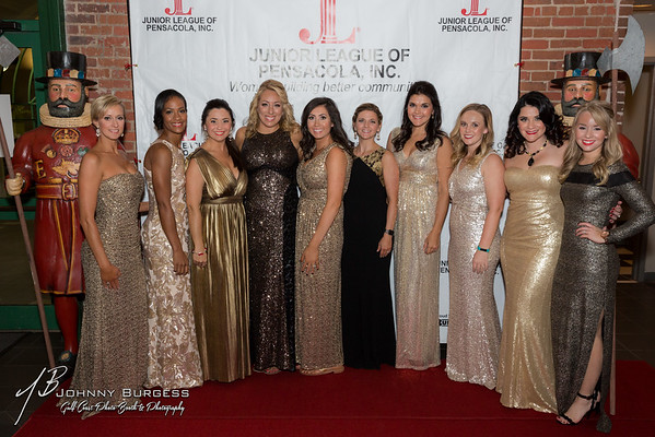 Junior League Of Pensacola Red Haute Royale 2016 Red Carpet