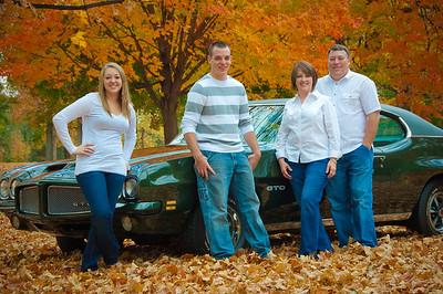 Lewis Family 10-24-10