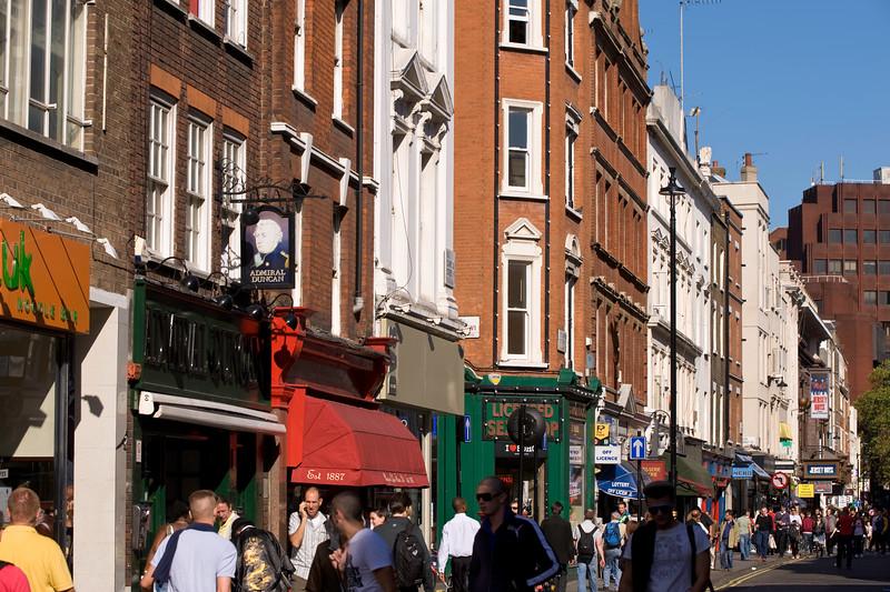 West End, London, United Kingdom