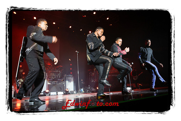 The Jacksons Unity tour 2013 @ Lotto Arena Antwerp