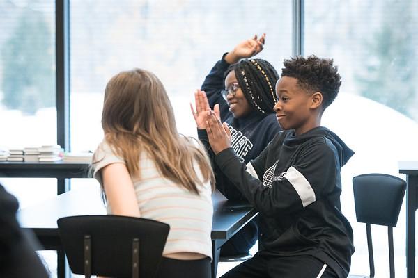 2020 8th Grade Visits Upper School