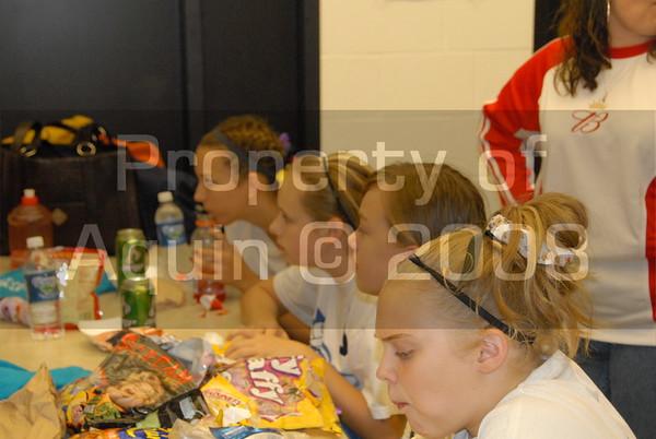 7th grade girls vball tourney 09.22.07