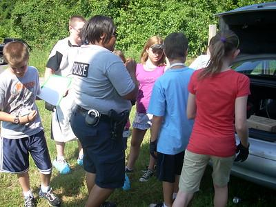 2010 Summer Recreation Camp Week 1