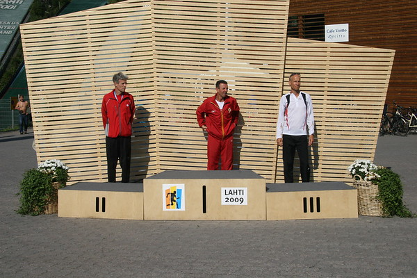 Lahti - 400m Finals