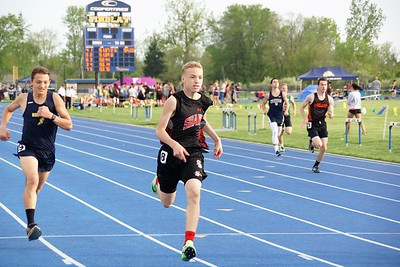 NW Ohio D1 District Track Championships (2018-05-16)