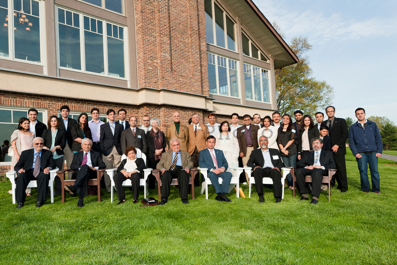 Group photo of the event participants