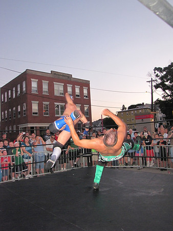 Showcase Pro Wrestling  July 27, 2010