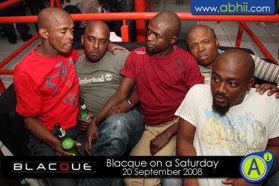 Blacque - 20th September 2008