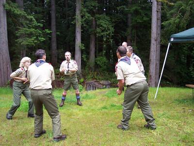 Wood Badge - First Weekend - May 13-15