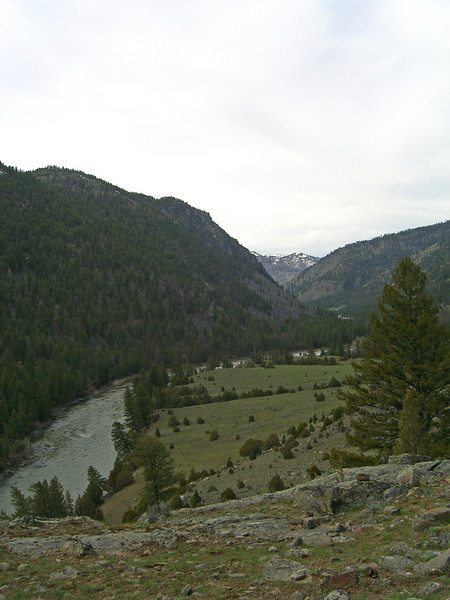 May 11, Yellowstone River