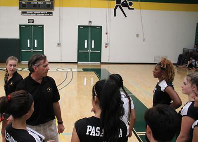 PCC Volleyball 8/30 vs Grossmont & Palomar
