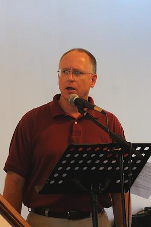 July 26, 2009 Worship Service