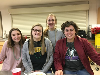 French class crepes Mardi Gras