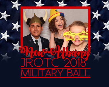 New Albany JROTC Military Ball 2018