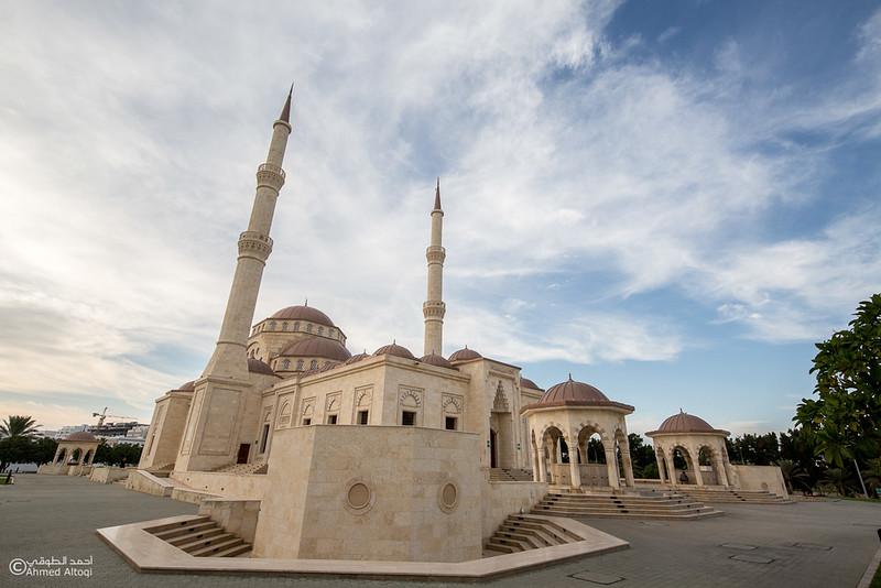 Said Bin Taimur Mosque - Muscat (30).jpg